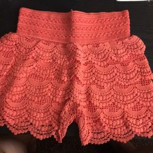 Weaved shorts